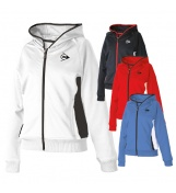 BLUZA Z KAPTUREM CLUB JACKET - GIRLS