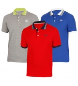 KOSZULKA DUNLOP CASUAL FANCY POLO